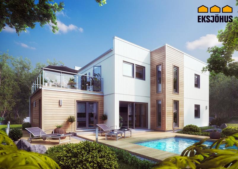 eksjohus-house1